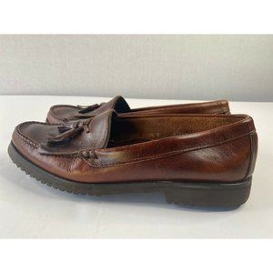 EUC Church's Sport Size 10.5 M Brown Loafers Shoes